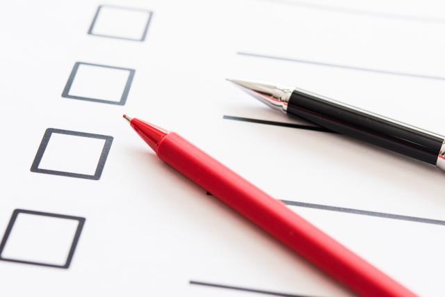 チェックリストを使うべき理由とは?