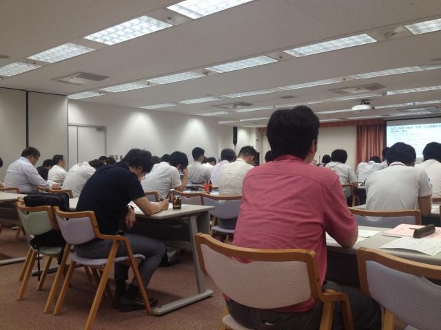 長野法人会の新設法人セミナーの講師を務めました。