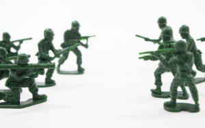 【経営戦略その19】ビジネスと戦争